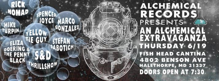 Alchemical Extravaganza Baltimore