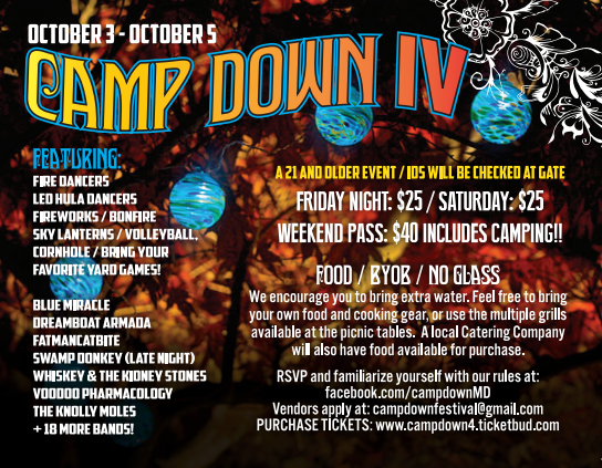 Camp Down IV